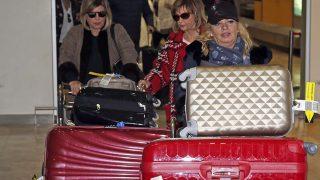 Las Campos regresan a España tras su aventura americana/Gtres