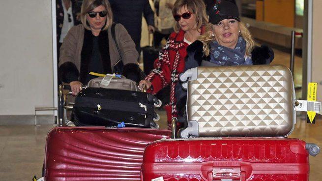 Las Campos aterrizan en España tras su aventura americana