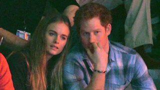 El príncipe Harry y Cressida / Gtres