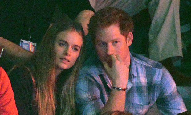 Las invitadas 'incómodas' a la boda de Harry y Meghan