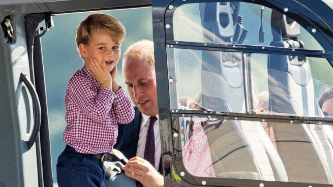 El príncipe Jorge se estrena como actor. ¿Quieres saber en qué papel?