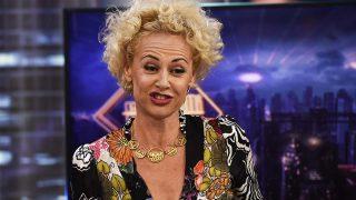 La actriz Esther Arroyo se ha mostrado indignada con el presentador /Gtres