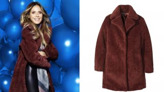 'Teddy Coat' de la nueva línea de Heidi Klum para Lidl
