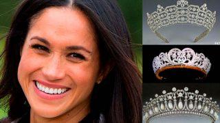 GALERÍA: ¿Qué tiara utilizará Meghan Markle el día de su boda?