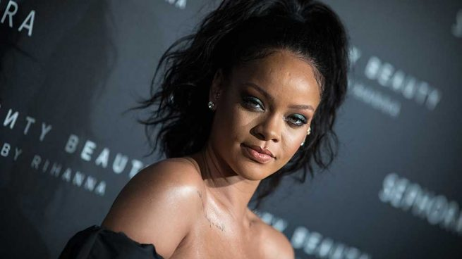 Rihanna Foto Sensual