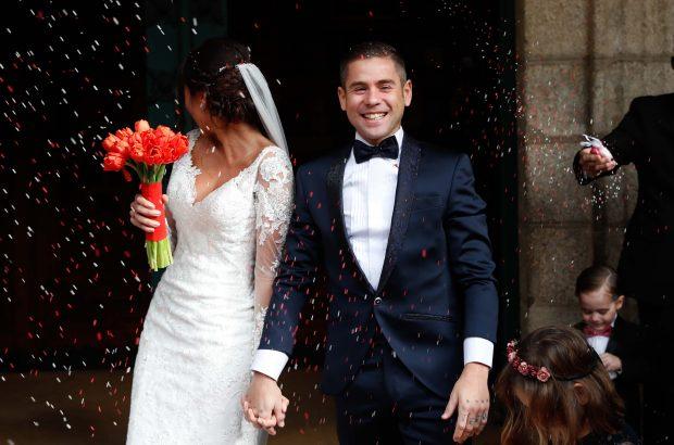 Alvaro Bautista y Grace Barroso