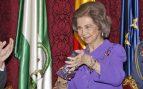 La reina Sofía vuelve a pronunciar un discurso tras tres meses de silencio