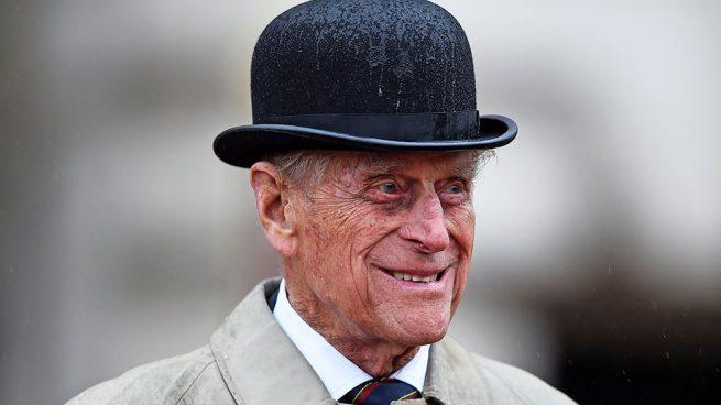 El duque de Edimburgo / Gtres