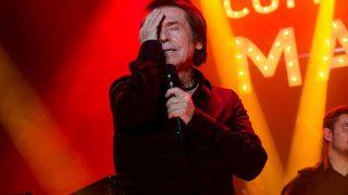 Raphael, el pasado 30 de octubre en un concierto en Madrid / Gtres