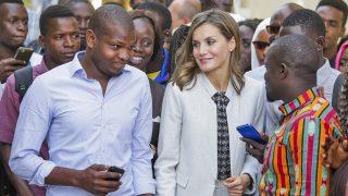 La Reina en Senegal / Gtres