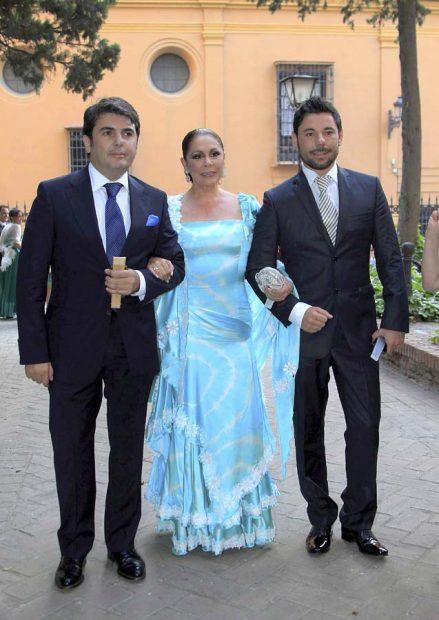 Isabel Pantoja y Miguel Poveda