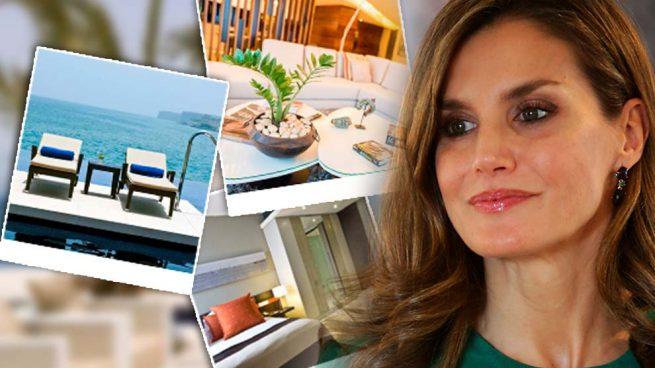 Reina Letizia Dakar Senegal