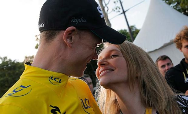 Chris Froome Michelle