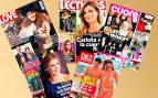 Revistas del corazón del miércoles 13 de diciembre de 2017