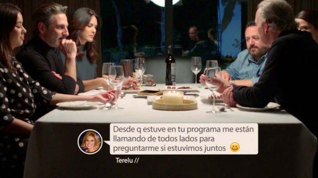 El juego de 'Perfectos desconocidos' desvela los secretos mejor guardados de Bertín y sus invitados