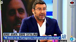 Primera intervención de Jorge Javier en 'El programa de Ana Rosa' como tertuliano político / Telecinco