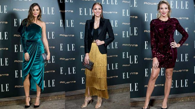 Tendencias Navidad Looks Elle Christmas Party