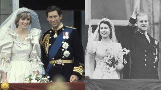 Los 'fiascos' de las bodas reales / Gtres
