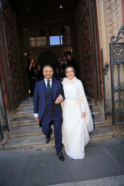 Enrique Rubio y Maria Escriba de Balague