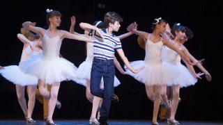 Imagen de 'Billy Elliot, el musical' / Gtres