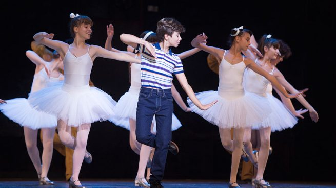 billy elliot musical espectáculos