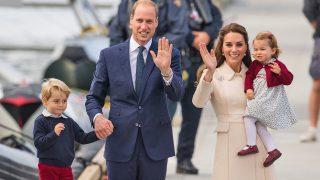 Los duques de Cambridge / Gtres