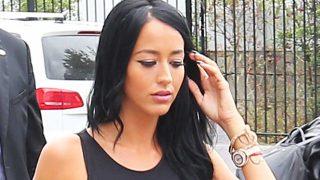 Aurah Ruiz, novia de Jesé / Gtres