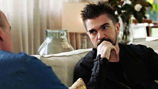 Juanes se sienta con Bertín Osborne en 'Mi casa es la tuya' / Mediaset