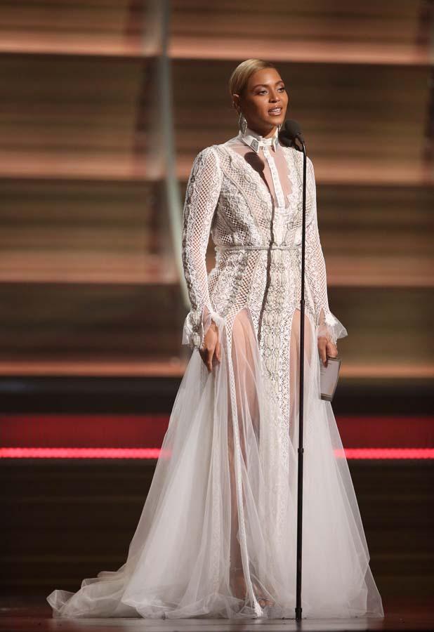 Beyoncé Grammy 2016