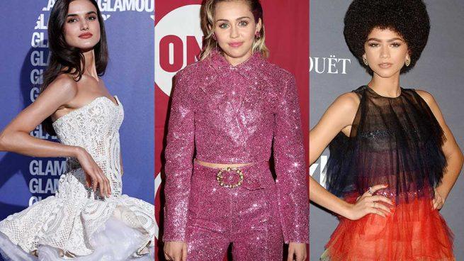 Moda Española 2017 Blanca Padilla Zendaya Miley Cyrus