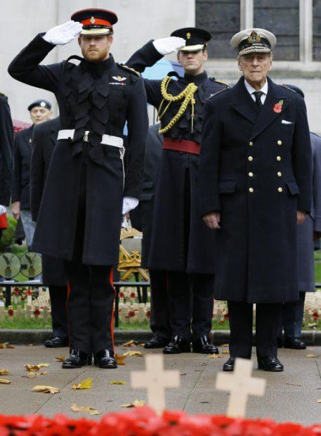 El príncipe Harry, nuevo Capitán General de la Marina