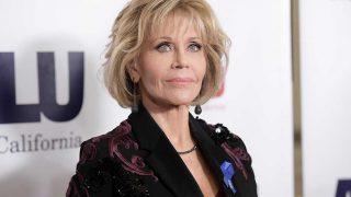 La actriz Jane Fonda. / Gtres