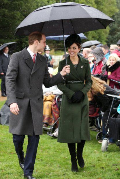 Un nacimiento 'encorsetado': El protocolo marcará el parto del tercer hijo de Kate Middleton