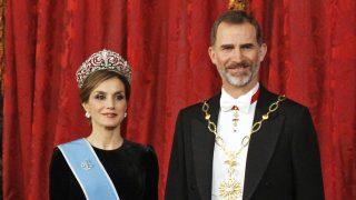 Los Reyes de España / Gtres