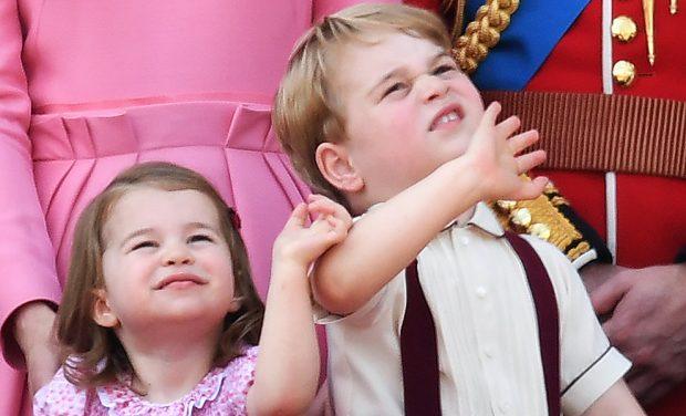 Baile, aceitunas, español y Peppa Pig: los 4 años de Charlotte de Cambridge en 9 datos curiosos