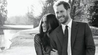 El príncipe Harry y Meghan Markle / Kensignton Palace