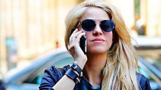 La última salida de Shakira / Gtres