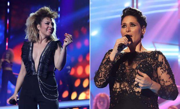 Gisela y Rosa López