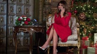 La Primera Dama de Estados Unidos, Melania Trump. / Gtres