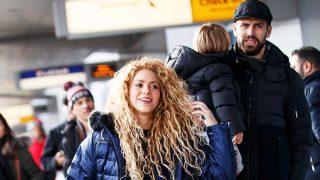 Galería: La bonita postal de Navidad de Shakira y Piqué / Gtres