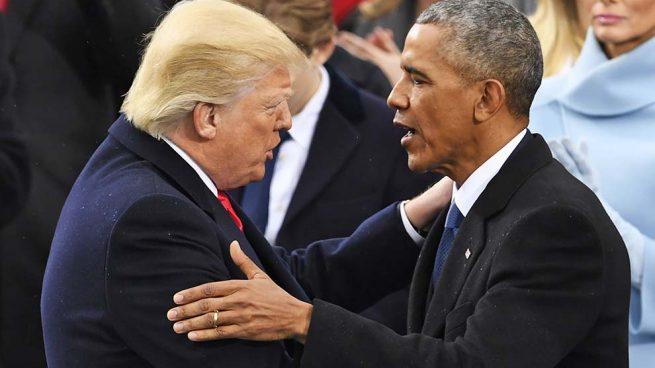Guerra abierta entre Trump y Obama por el príncipe Harry