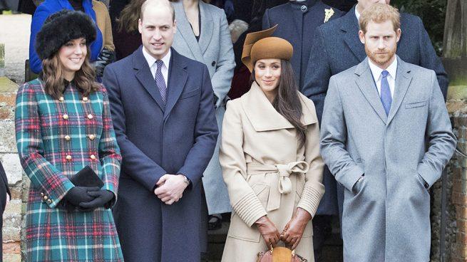 ¿Quién hizo la foto más viral de duques de Cambridge con Harry y Meghan?