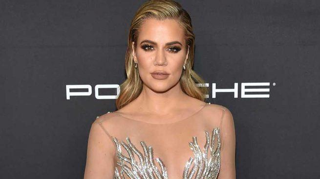 Khloé Kardashian Embarazada Look Premamá