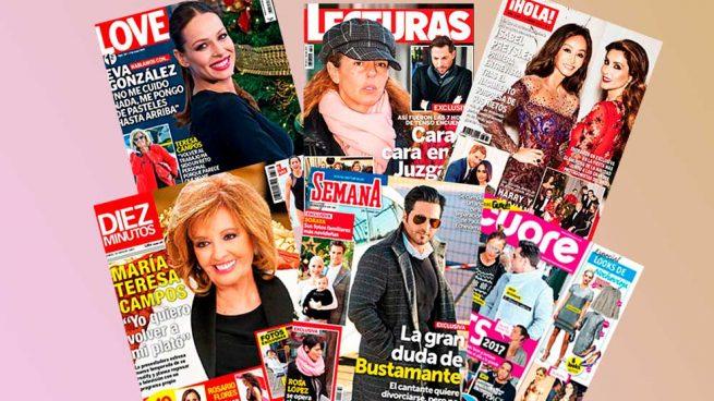 revistas del miércoles 27 de diciembre de 2017