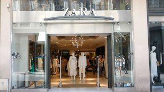 Tienda de Zara. / Gtres