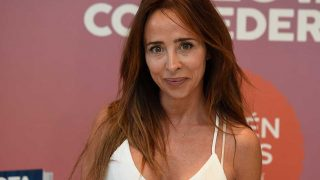 La presentadora María Patiño. / Gtres