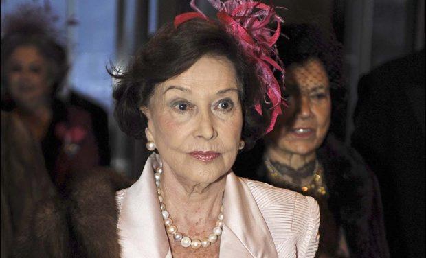 La premonitoria despedida de Carmen Franco en su biografía