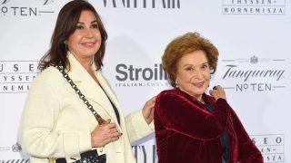 Carmen Martínez Bordiú y su madre / Gtres