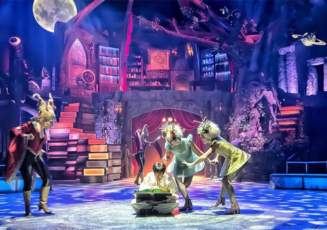 navidad madrid circo magico