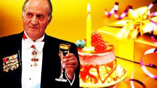 EN IMÁGENES   La fiesta que no pudo ser del 80 cumpleaños de Juan Carlos / Gtres